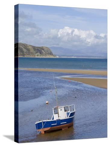 Warren, Abersoch Beach, St. Tudwals Road, Llyn Peninsula, Gwynedd, North Wales, Wales, UK-Neale Clarke-Stretched Canvas Print