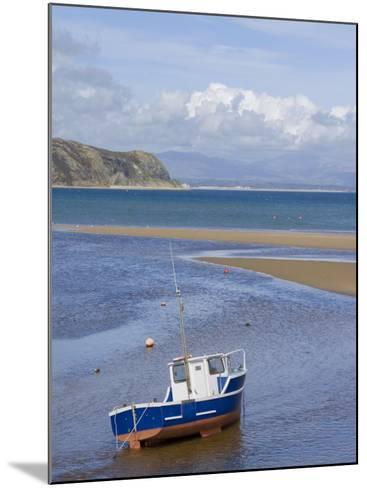 Warren, Abersoch Beach, St. Tudwals Road, Llyn Peninsula, Gwynedd, North Wales, Wales, UK-Neale Clarke-Mounted Photographic Print