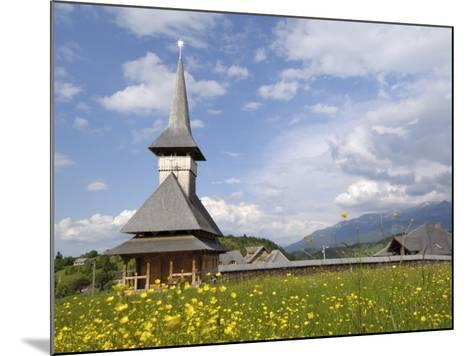 Wooden Church, Fundata, Transylvania, Romania, Europe-Gary Cook-Mounted Photographic Print