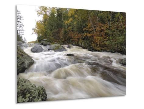 Boundary Waters Canoe Area Wilderness, Superior National Forest, Minnesota, USA-Gary Cook-Metal Print