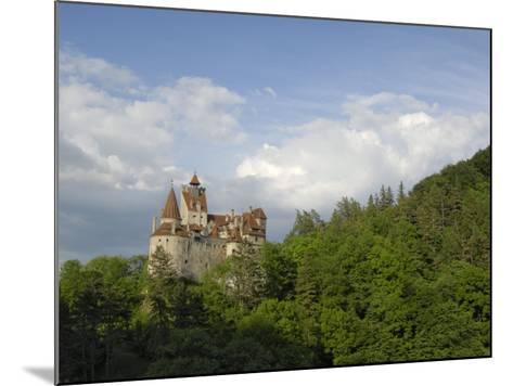 Bran Castle, Bran, Transylvania, Romania, Europe-Gary Cook-Mounted Photographic Print
