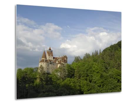 Bran Castle, Bran, Transylvania, Romania, Europe-Gary Cook-Metal Print