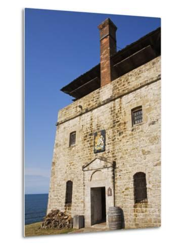 North Redoubt, Old Fort Niagara State Park, Youngstown, New York State, USA-Richard Cummins-Metal Print