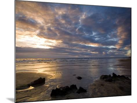 Fanore Beach, County Clare, Munster, Republic of Ireland, Europe-Richard Cummins-Mounted Photographic Print