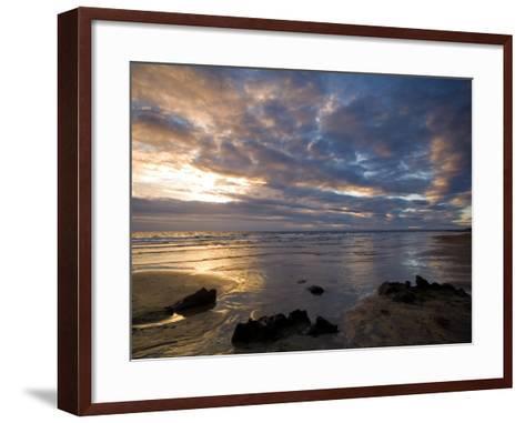 Fanore Beach, County Clare, Munster, Republic of Ireland, Europe-Richard Cummins-Framed Art Print