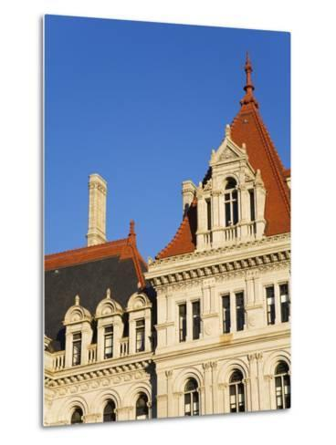 State Capitol Building, Albany, New York State, United States of America, North America-Richard Cummins-Metal Print