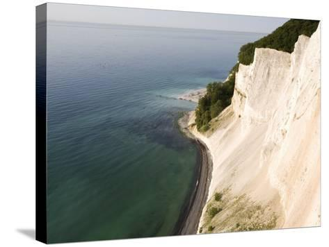Mons Klint, South Zealand, Denmark, Scandinavia, Europe-Marco Cristofori-Stretched Canvas Print