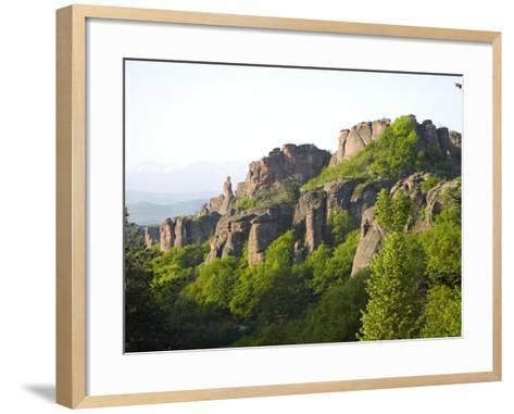 Rock Formations, Belogradchik, Bulgaria, Europe-Marco Cristofori-Framed Art Print