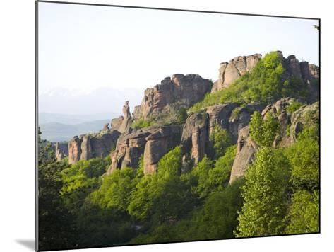 Rock Formations, Belogradchik, Bulgaria, Europe-Marco Cristofori-Mounted Photographic Print