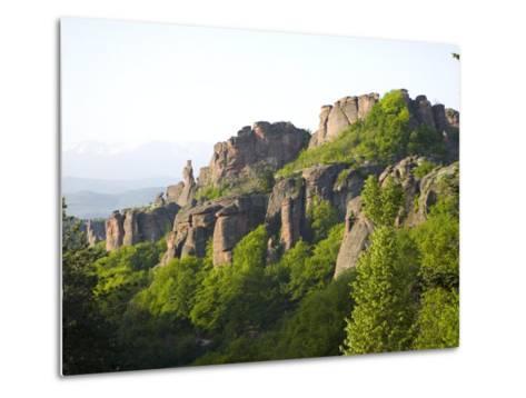 Rock Formations, Belogradchik, Bulgaria, Europe-Marco Cristofori-Metal Print