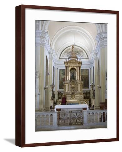 Basilica Cathedral De La Asuncion, City of Leon, Department of Leon, Nicaragua, Central America-Richard Cummins-Framed Art Print