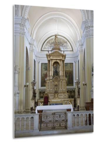 Basilica Cathedral De La Asuncion, City of Leon, Department of Leon, Nicaragua, Central America-Richard Cummins-Metal Print