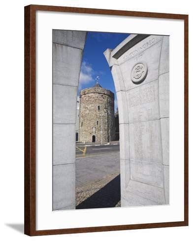 Reginald's Tower, Waterford City, County Waterford, Munster, Republic of Ireland, Europe-Richard Cummins-Framed Art Print