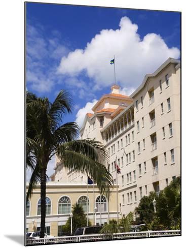 British Colonial Hotel, Nassau, New Providence Island, Bahamas, West Indies, Central America-Richard Cummins-Mounted Photographic Print