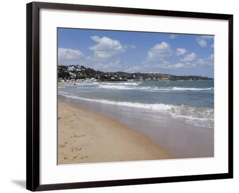 Beach at La Marsa Resort, Near Tunis, Tunisia, North Africa, Africa-Ethel Davies-Framed Art Print