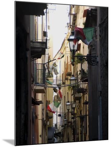 Seaside Town of Sorrento, Near Naples, Campania, Italy, Europe-Ethel Davies-Mounted Photographic Print