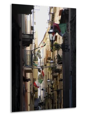 Seaside Town of Sorrento, Near Naples, Campania, Italy, Europe-Ethel Davies-Metal Print