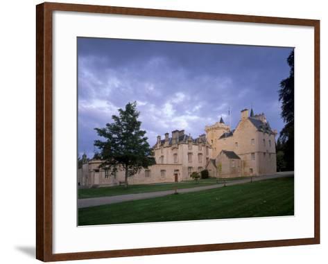 Brodie Castle, Near Forres, Morayshire, Scotland, UK-Patrick Dieudonne-Framed Art Print