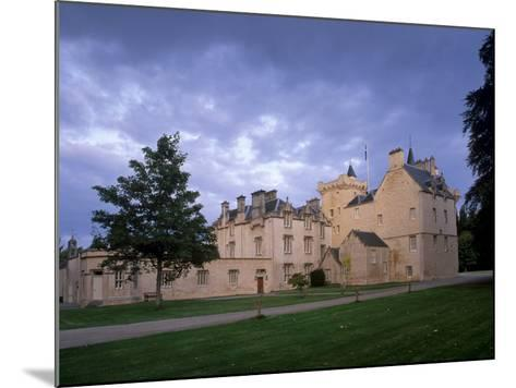 Brodie Castle, Near Forres, Morayshire, Scotland, UK-Patrick Dieudonne-Mounted Photographic Print