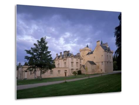 Brodie Castle, Near Forres, Morayshire, Scotland, UK-Patrick Dieudonne-Metal Print