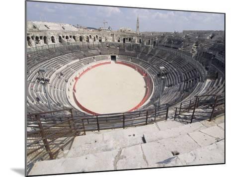 Roman Arena, Nimes, Languedoc, France, Europe-Ethel Davies-Mounted Photographic Print
