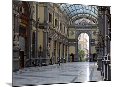 Galleria Principe Di Napoli, Naples, Campania, Italy, Europe-Richard Cummins-Mounted Photographic Print