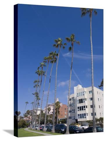 La Jolla, Near San Diego, California, United States of America, North America-Ethel Davies-Stretched Canvas Print