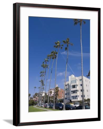 La Jolla, Near San Diego, California, United States of America, North America-Ethel Davies-Framed Art Print