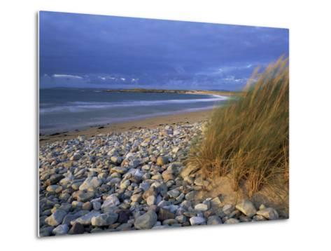 Beach Near Doogort, Achill Island, County Mayo, Connacht, Republic of Ireland, Europe-Patrick Dieudonne-Metal Print