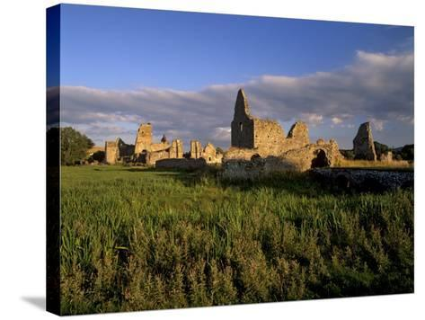 Athassel Priory, Near Cashel, County Tipperary, Munster, Republic of Ireland-Patrick Dieudonne-Stretched Canvas Print