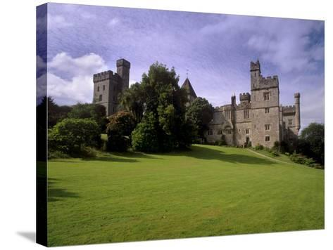 Lismore Castle Dating from 12th Century, Lismore, County Waterford, Munster, Republic of Ireland-Patrick Dieudonne-Stretched Canvas Print