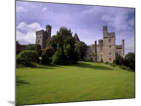 Lismore Castle Dating from 12th Century, Lismore, County Waterford, Munster, Republic of Ireland-Patrick Dieudonne-Mounted Photographic Print