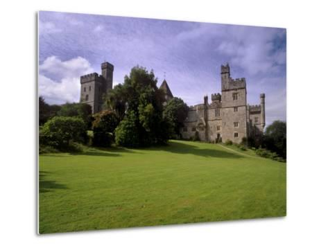 Lismore Castle Dating from 12th Century, Lismore, County Waterford, Munster, Republic of Ireland-Patrick Dieudonne-Metal Print