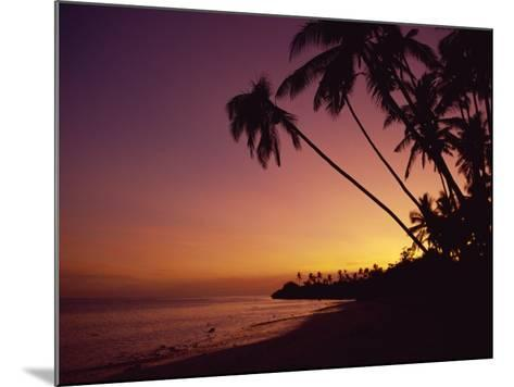 Alona Beach, Island of Panglao, Off the Coast of Bohol, the Philippines, Southeast Asia-Robert Francis-Mounted Photographic Print