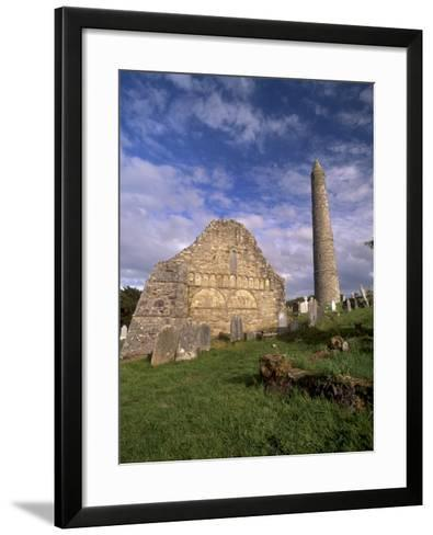 St. Declan's Roman Cathedral, Ardmore, County Waterford, Munster, Republic of Ireland-Patrick Dieudonne-Framed Art Print
