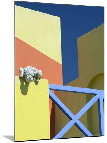 Detail of Modern Architecture, Swakopmund, Namibia, Africa-Lee Frost-Mounted Photographic Print