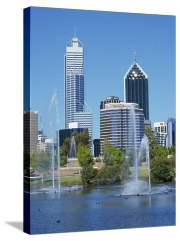 Perth, Western Australia, Australia, Pacific-Ken Gillham-Stretched Canvas Print