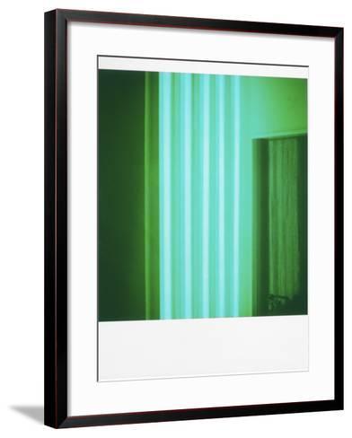 Polaroid, Point Hotel, Edinburgh, Scotland, UK-Lee Frost-Framed Art Print