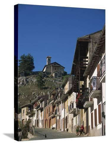 Tagliacozzo, Abruzzo, Italy, Europe-Ken Gillham-Stretched Canvas Print