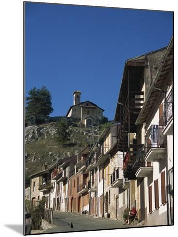 Tagliacozzo, Abruzzo, Italy, Europe-Ken Gillham-Mounted Photographic Print