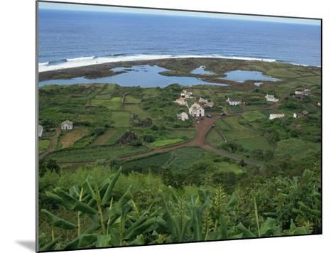 Faja Dos Cubres, Sao Jorge, Azores, Portugal, Atlantic, Europe-Ken Gillham-Mounted Photographic Print