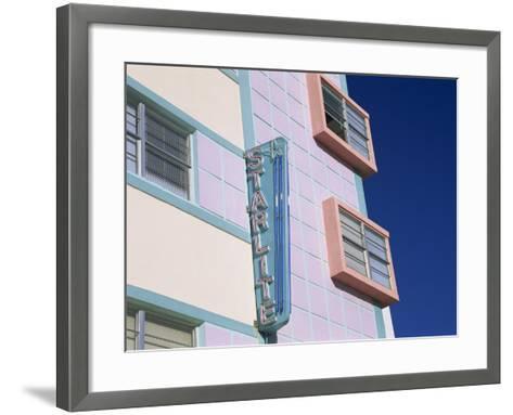 Starlite Hotel Ocean Drive Art Deco District Miami Beach South