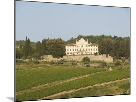 Near Radda, Chianti, Tuscany, Italy, Europe-Robert Harding-Mounted Photographic Print