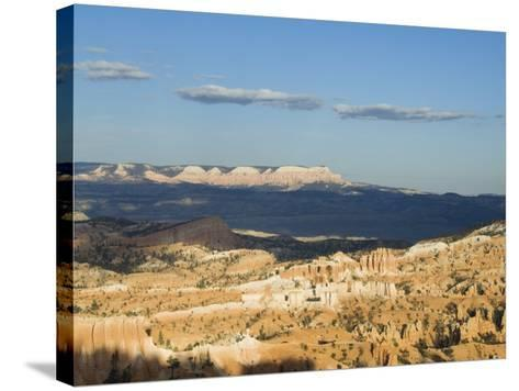 Bryce Canyon National Park, Utah, United States of America, North America-Robert Harding-Stretched Canvas Print