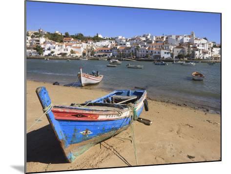 Ferragudo, Algarve, Portugal, Europe-Amanda Hall-Mounted Photographic Print