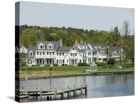 St. Michaels, Talbot County, Chesapeake Bay Area, Maryland, United States of America, North America-Robert Harding-Stretched Canvas Print