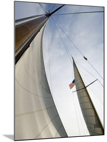Knapps Narrows, Tilghman Island, Talbot County, Chesapeake Bay Area, Maryland, USA-Robert Harding-Mounted Photographic Print
