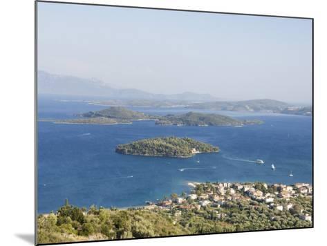 Nidri, Lefkada, Ionian Islands, Greek Islands, Greece, Europe-Robert Harding-Mounted Photographic Print