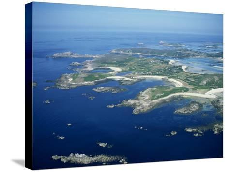 Bryher, Isles of Scilly, United Kingdom, Europe-Robert Harding-Stretched Canvas Print