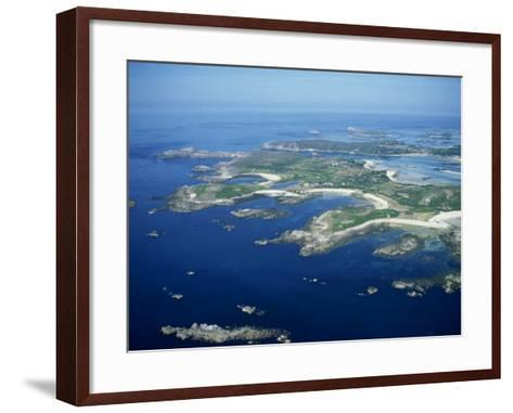 Bryher, Isles of Scilly, United Kingdom, Europe-Robert Harding-Framed Art Print